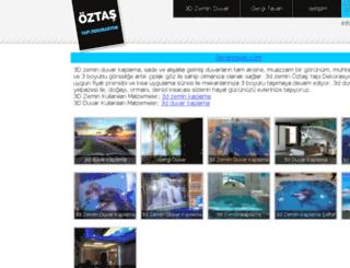 3dzeminduvar.com screenshot