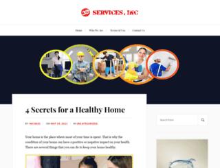 3eservicesinc.com screenshot