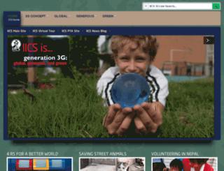 3g.iics-k12.net screenshot
