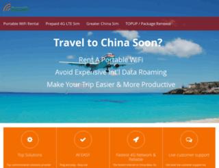 3gsolutions.com.cn screenshot