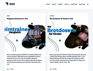 3hx.de screenshot