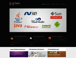 3iwebs.com screenshot