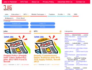 3jig.com screenshot