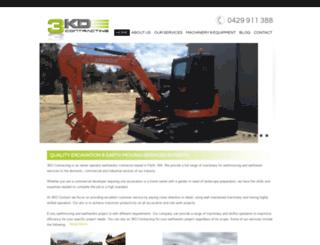 3kd.com.au screenshot
