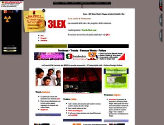 3lex.com screenshot