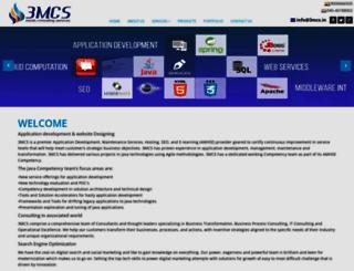3mcs.in screenshot