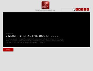 3milliondogs.com screenshot