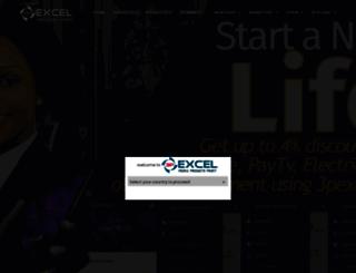 3pexcel.com screenshot