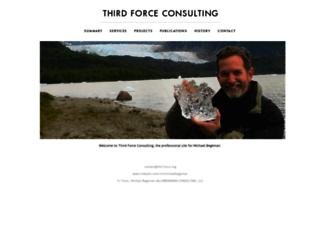 3rd-force.org screenshot