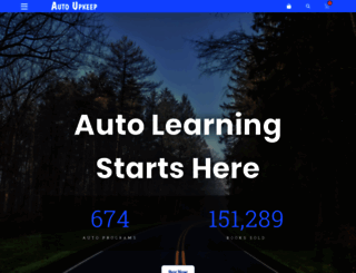 3rd.autoupkeep.com screenshot