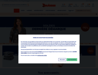 3suisses.fr screenshot