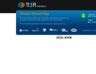 3tierhost.com screenshot