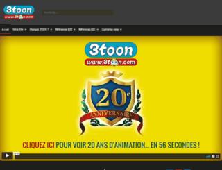 3toon.com screenshot