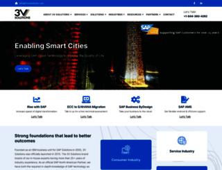 3vsolutions.com screenshot