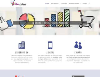 3w-online.net screenshot
