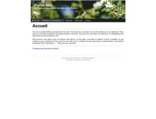 3xg.fr screenshot