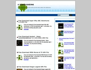 4-downloading.blogspot.com screenshot