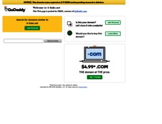 4-links.net screenshot