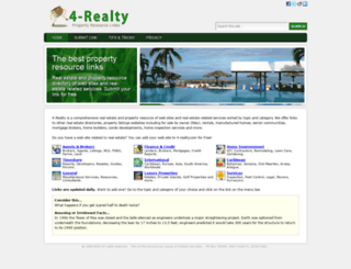 4-realty.com screenshot