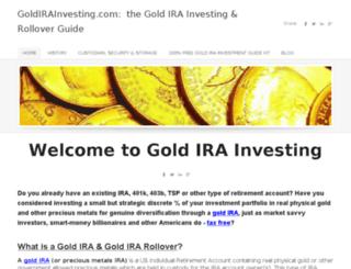 401ksilverinvesting.com screenshot