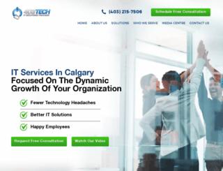 403tech.com screenshot