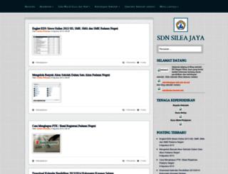 40401926.siap-sekolah.com screenshot