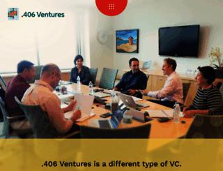 406ventures.com screenshot
