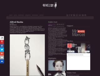 40fakes.blogspot.com screenshot