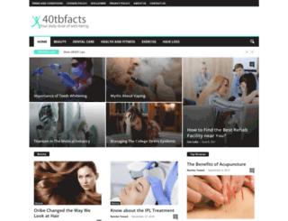 40tbfacts.com screenshot