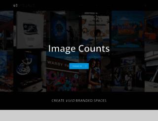 40visuals.com screenshot