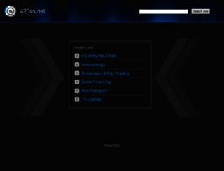 420us.net screenshot