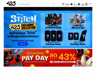 425degree.com screenshot