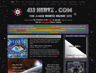 432hertz.com screenshot