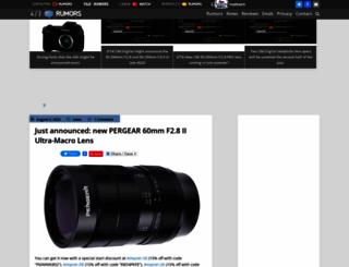 43rumors.com screenshot