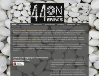 44-on-ennis.co.za screenshot