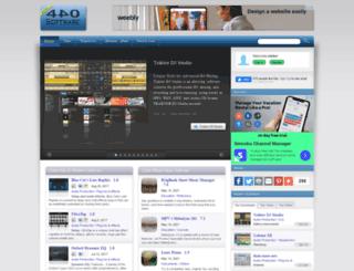 440audio.com screenshot