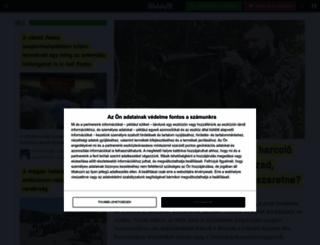 444.hu screenshot