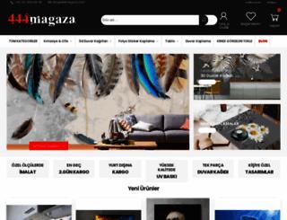 444magaza.com screenshot