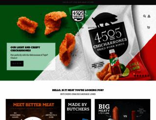 4505meats.com screenshot