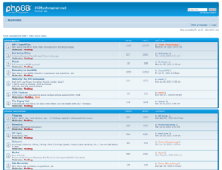 450bushmaster.net screenshot