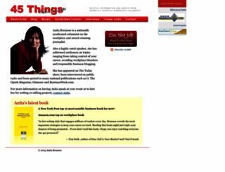 45things.com screenshot