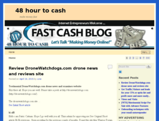 48htocash.com screenshot