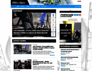 49er.org screenshot