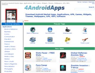 4androidapps.net screenshot