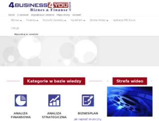 4business4you.com screenshot