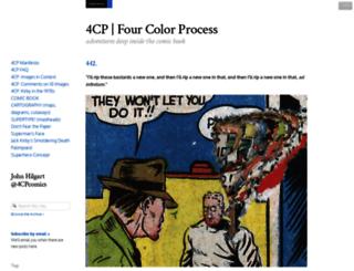 4cp.posthaven.com screenshot