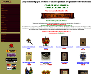 4crests.com screenshot