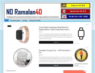 4dchart.blogspot.my screenshot