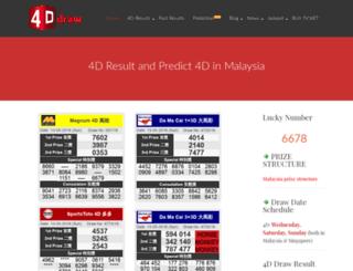 4ddraw.com screenshot