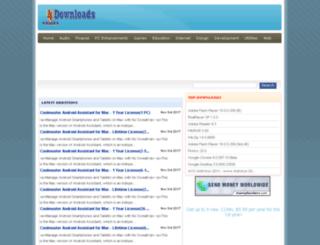 4downloads.org screenshot
